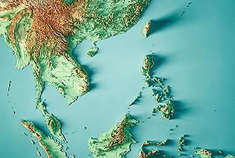 Les sédiments marins, témoins du passé de la Mer de Chine du sud