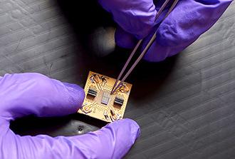 La genèse du silicium quantique: de l'industrie à la recherche !