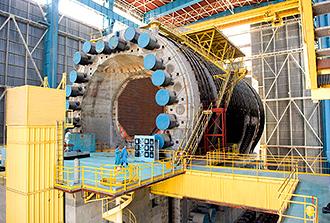 La muographie « ausculte » le cœur du réacteur nucléaire G2