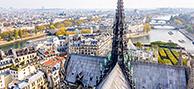 Incendie de Notre-Dame : quelle contribution à la pollution au plomb de l'environnement parisien?