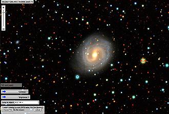 Une carte géante de l'Univers, « case départ » pour l'exploration de la 3e dimension par DESI