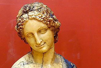 Le buste en cire de Flora n'est pas de Léonard de Vinci