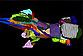 Un atlas anatomique du tronc cérébral humain en IRM à champ extrême