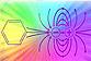 Élucider la structure d'une molécule via ses champs électriques internes