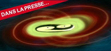 Les couples de trous noirs stellaires enveloppés avant fusion