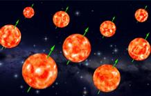 Unexpected Spin Alignement in Stars Revealed