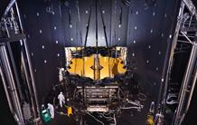 Le James Webb Space Telescope n'a pas froid aux yeux