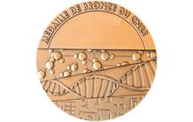 Cécile Morlot is the recipient of the CNRS bronze medal