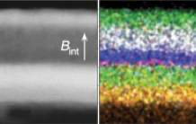 Nanometer scale magnetic skyrmions at zero field: A step closer to the applications