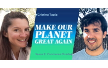 Deux post-doctorants de l'Université Grenoble Alpes sélectionnés pour le programme « Make Our Planet Great Again »