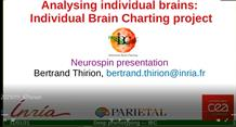 Analyzing individual brains: The Individual Brain Charting project