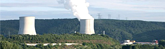 Support for french nuclear industry