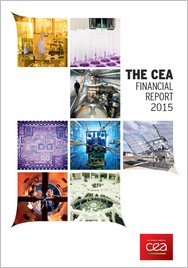 The CEA financial report 2015