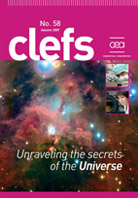 Clefs CEA n°58 - Unraveling the secrets of the Universe