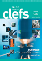 Clefs CEA n°59 - Materials at the core of the process of innovation