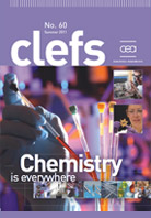 Clefs CEA n°60 - Chemistry is everywhere