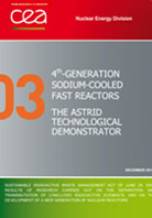 4th Generation Sodium-cooled fast reactors - The Astrid technological demonstrator
