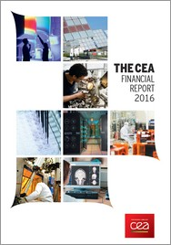 The CEA financial report 2016