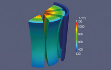 Numerical simulation : an indispensable tool  from the design phase right through to fuel characterisation