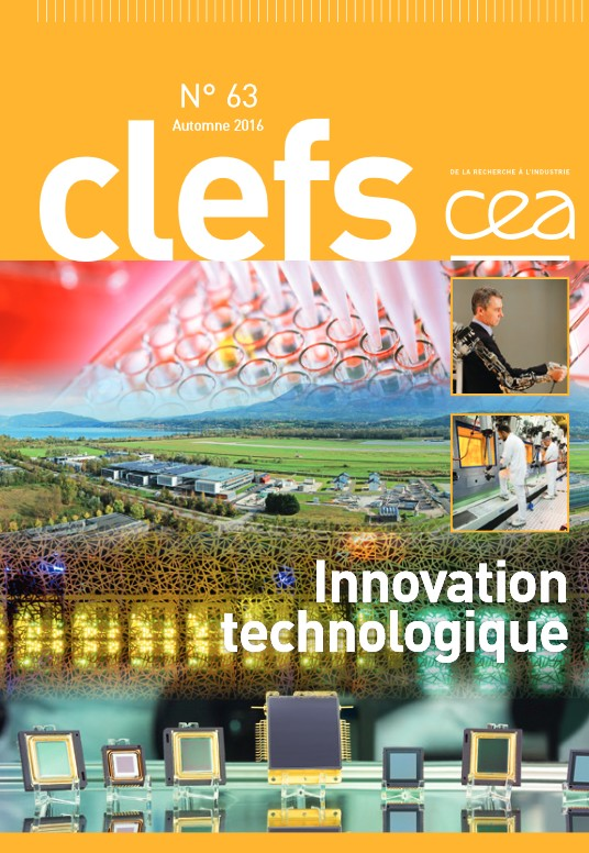 Clefs innovation technologique
