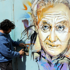 Street art à Saclay