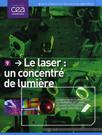 Livret Le laser : un concentré de lumière