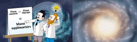 Lancez les animations sur l'Univers