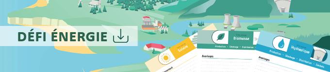DEFI ENERGIE : Un jeu de rôle sur la transition énergétique
