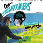 Les Savanturiers n° 22 - Réalité virtuelle