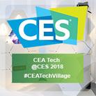 Le CEA est présent à CES 2018