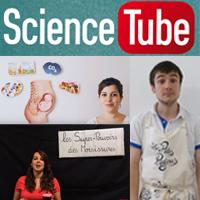 'Sciencetube: un jeu-concours vidéo 100% digital