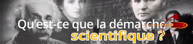 La démarche scientifique