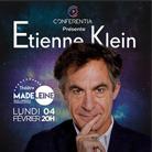 Etienne Klein en vidéo
