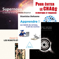 Notre sélection d'ouvrages