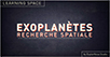 Websérie Exoplanètes