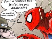 La physique des super-héros