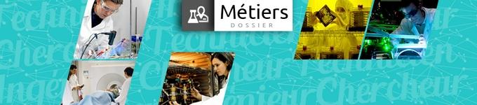 Les métiers scientifiques du CEA sur www.cea.fr