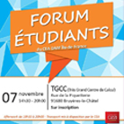Forum Etudiants CEA DAM Ile-de-France – 7 novembre – Bruyères-le-Chatel (91)
