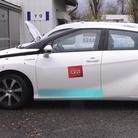 Reportage sur les voitures à hydrogène