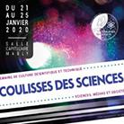 ''Les coulisses des sciences'' - 25 janvier de 14h à 19h - Bordeaux (33)