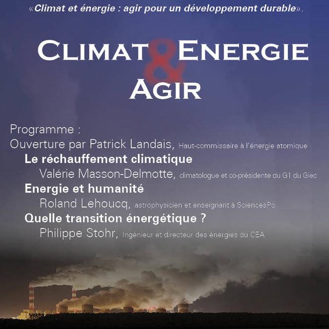 Colloque Climat et énergie