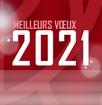 Meilleurs vœux 2021 !