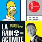 Exposition la radioactivité au Palais de la découverte