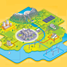 Infographie Mix énergétique