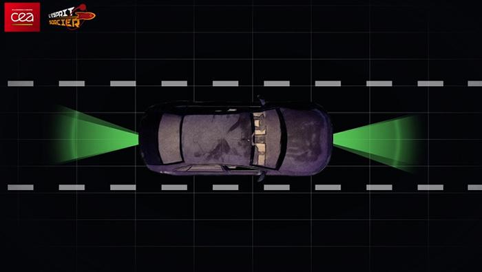 médiathèque - comment fonctionne une voiture autonome ?