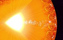 Bouillonnement solaire