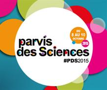 Parvis des sciences, au campus de Minatec