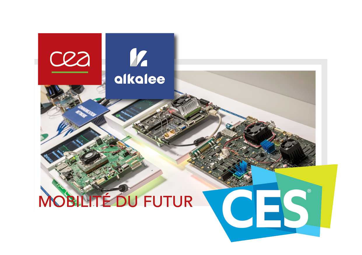 Alkalee, CEA startup, at CES unveiled Paris