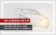 CES2020 Solutions for the future of mobility