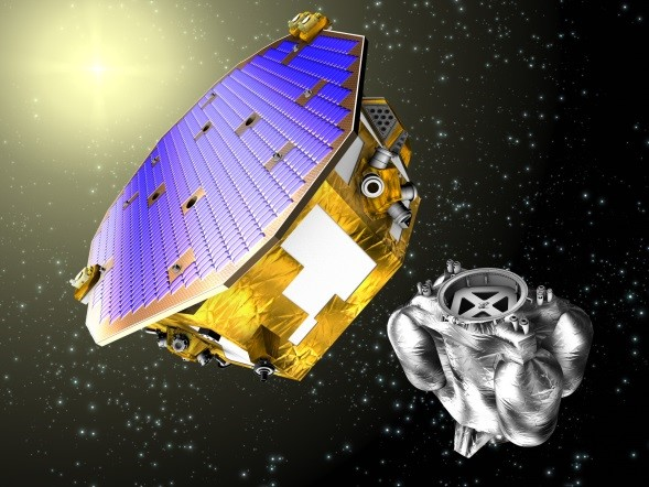 LISA Pathfinder et son module de propulsion